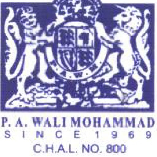 P.A. WALI MOHAMMAD Custom Clearing Forwarding and Supply Chain Company
